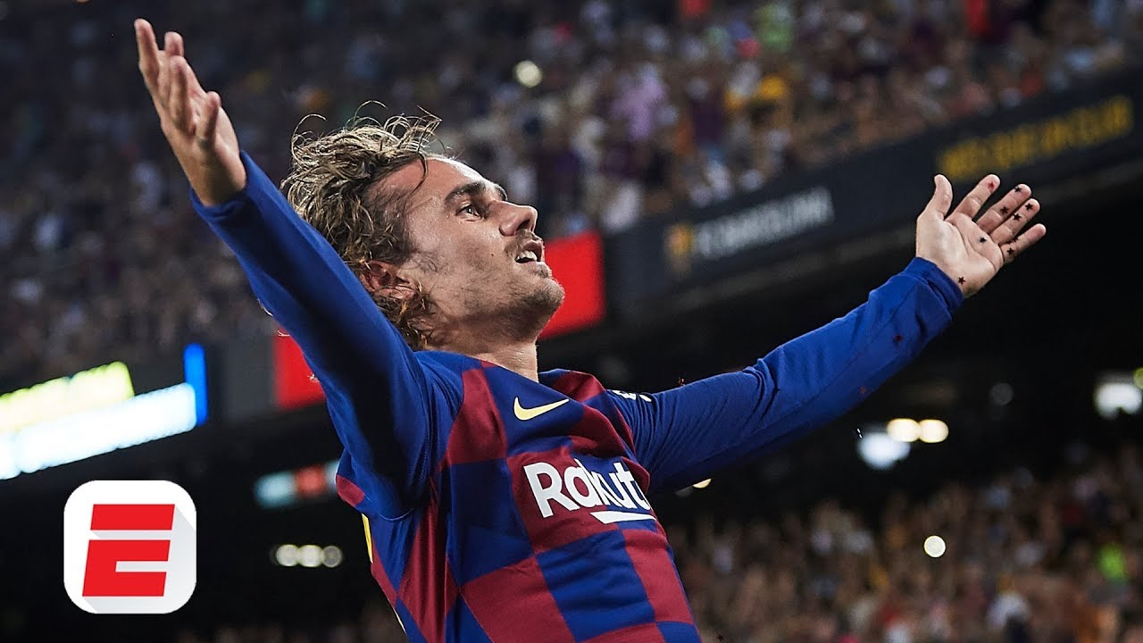 Barcelona's Antoine Griezmann gives Ernesto Valverde a lineup challenge - Craig Burley   La Liga