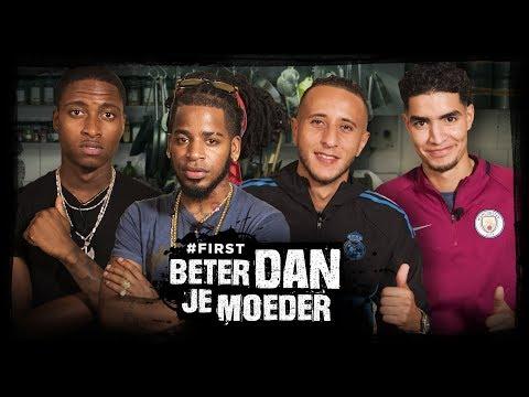 ISMO & RIFFI vs. KEIZER: BETER DAN JE MOEDER #FIRST