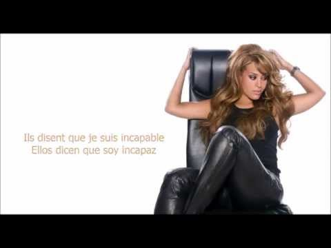 Délit - Amel Bent (Paroles Letra Y Traducción Francés-Español)