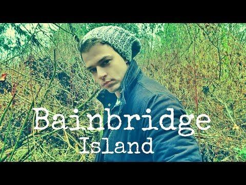 TRAVEL VLOG 08 I Bainbridge Island - Amazon Go + a floresta do filme Crepúsculo!