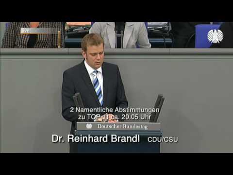 Plenarrede im Deutschen Bundestag zum Wehrrechtsänderungsgesetz 2010