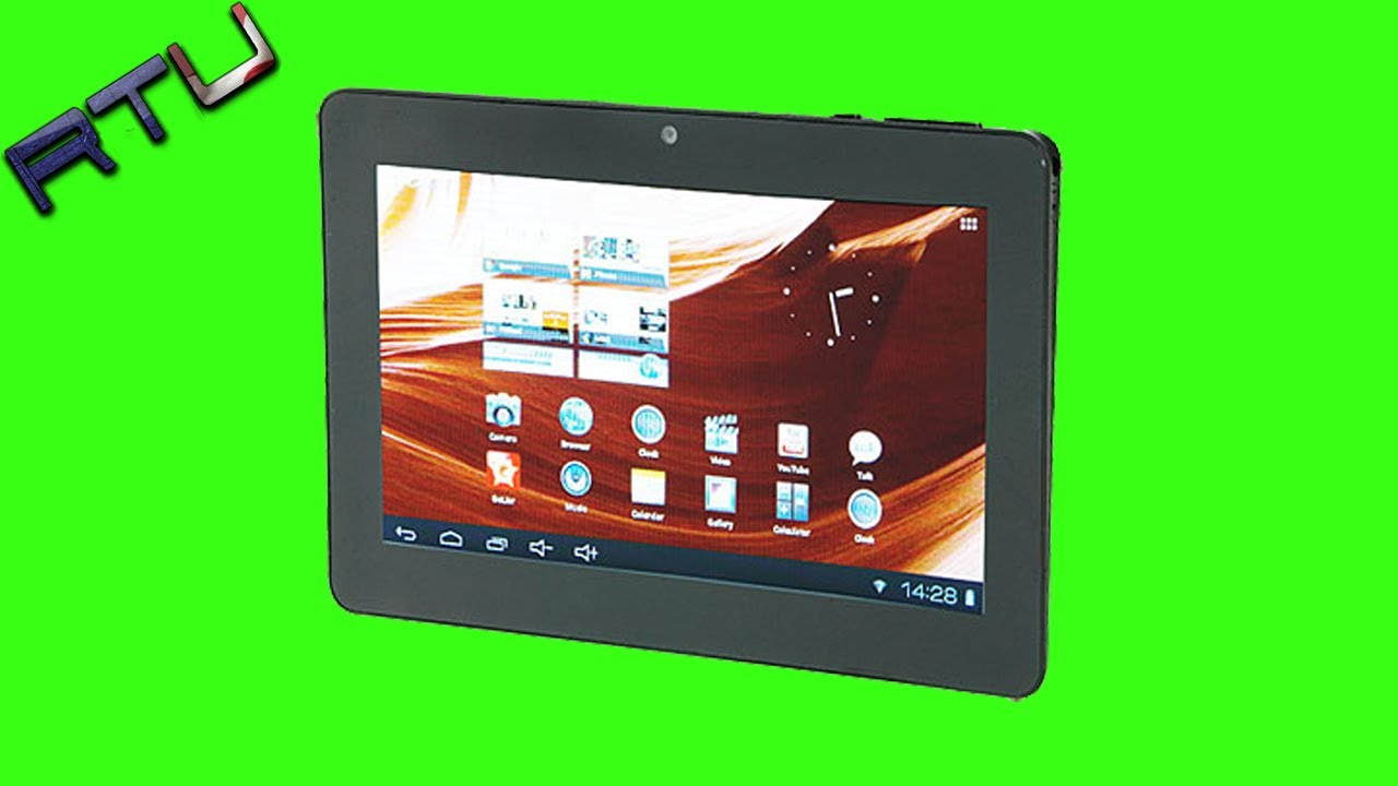 Proscan 7in tablet – ProScan Tablet LT7052 user manual