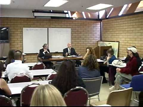 L.A. Hearing on Draft Application and Permit Requirements fo