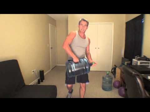 diy heavy weights 43 lbs for 12  youtube