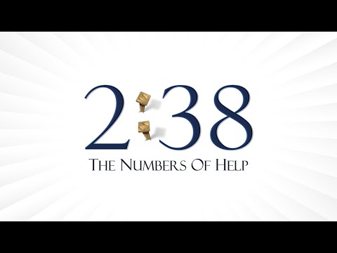 2:38 – The Numbers of Help – Part 2 – Pastor Raymond Woodward
