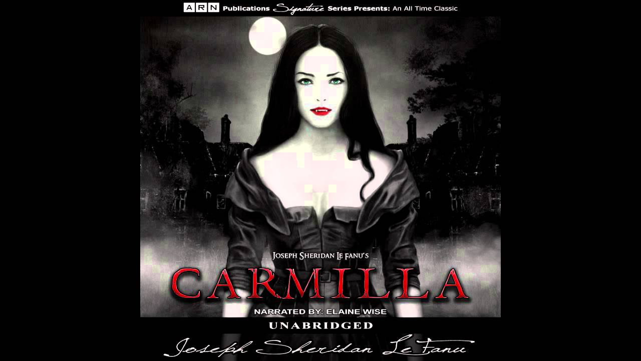 Carmilla - Audiobook by Joseph Sheridan Le Fanu - YouTube