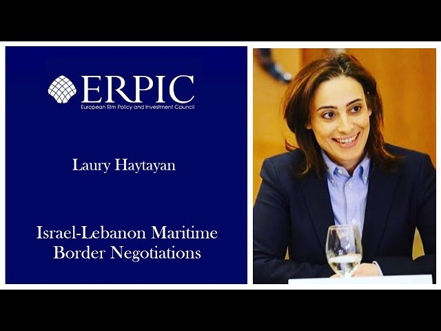 Lebanon-Israel Maritime Border Negotiations