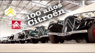 Los 100 años de Citroën - Informe - Matías Antico - TN Autos