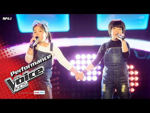 Thumbnail: ข้าวใหม่+ข้าวหวาน - I'm Yours - Blind Auditions - The Voice Kids Thailand - 30 Apr 2017