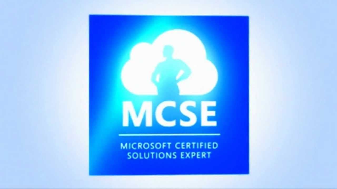 Mcse Reinvented For The Cloud Microsoft Learningcertification