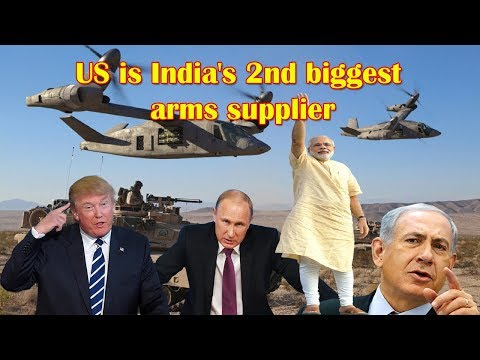 After Russia, US second-biggest arms supplier to India: Report