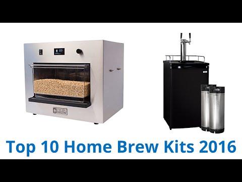 10 meilleurs kits de bière maison 2016