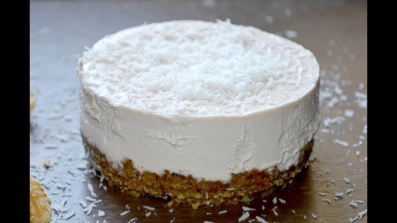 ALKALINE ELECTRIC RAW COCONUT PIE | THE ELECTRIC CUPBOARD