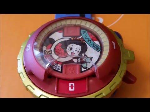 yokai watch rokurokubi classic medal youtube. Black Bedroom Furniture Sets. Home Design Ideas