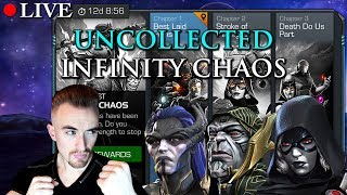 LIVE: Uncollected - Infinity Chaos | Marvel: Contest of Champions