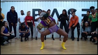 L.A.X - MO LOWO - AFRO IN HEELS