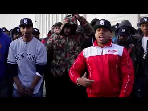 """Welcome to New Bronx City"" - Mysonne, Fred the Godson, Oun-P, Hocus 45th, Dyce Payso & Haddy Racks"