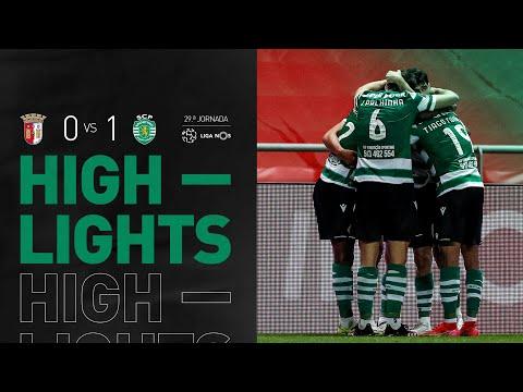 Liga NOS   Resumo: SC Braga x Sporting CP