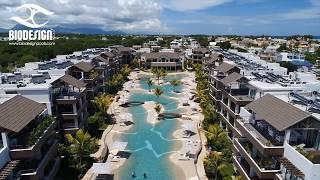 Biodesign Mauritius Pool- 4K 2018