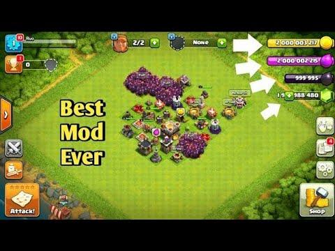 Best CoC Private Server 2017 CoC Best Mod Ever Clash Of Best Mod Apk(Hindi)