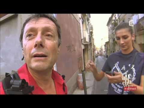 Facetime Demi Portion / Antoine de Maximy - J'irai dormir chez vous à Sète