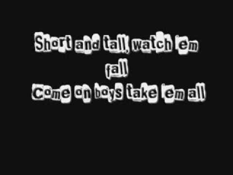 Cock Sparrer - Take Em All With Lyrics