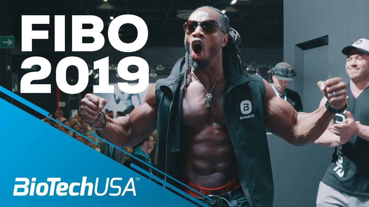 FIBO 2019 with BioTechUSA - Official After Movie