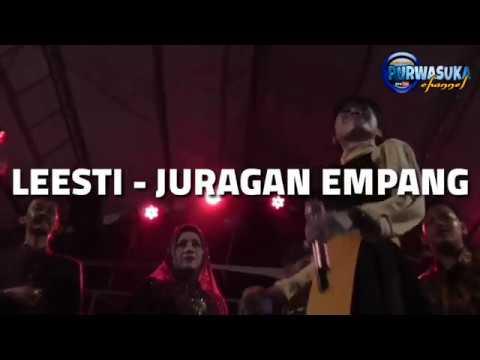 LESTI - JURAGAN EMPANG (Live offair kutagandok,rengasdengklok-karawang.04 maret 2018)