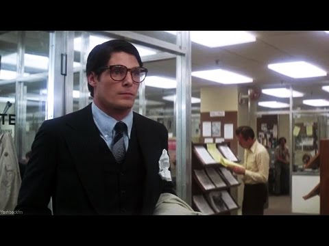 Clark Kent meets Lois Lane | Superman (1978)