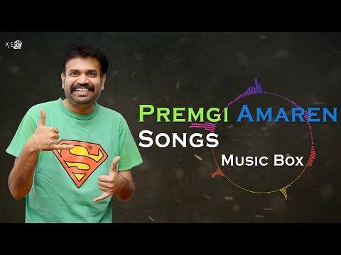 Premgi Amaren Songs - Music Box | Audio Songs | Popular Song | Tamil Film Songs