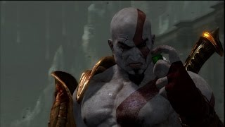 God of War 3 - Chaos Mode #9, Olympus Gardens