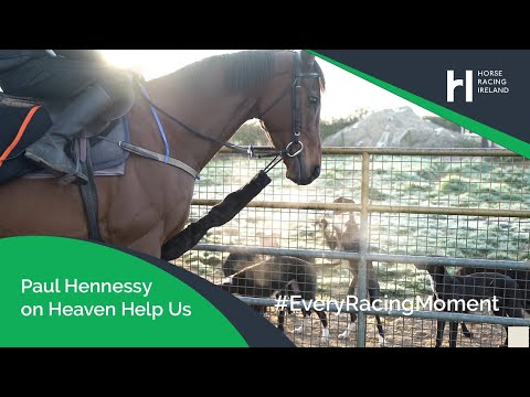Paul Hennessy on Heaven Help Us & Punchestown Plans