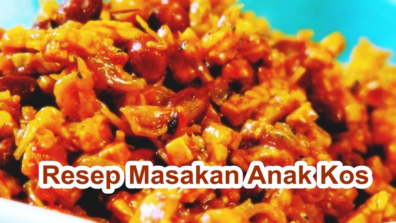 10 Makanan Anak Kost Murah Meriah, Hemat dan Mudah di Masak