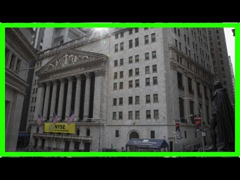 Breaking News | Markets Right Now: Banks lead midday declines for US stocks
