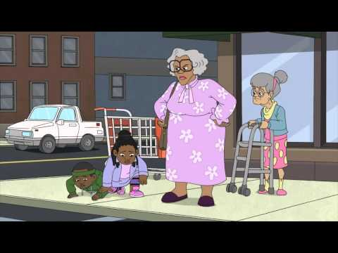 [EXCLUSIVE] 'Tyler Perry's Madea's Tough Love' Clip | Rotoscopers