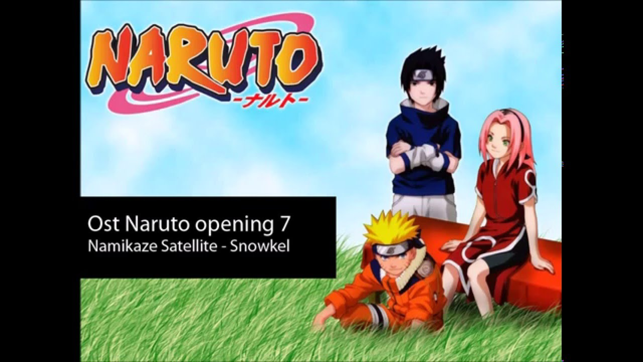 Ost Naruto Opening 7 Namikaze Satellite By Snowkel Youtube