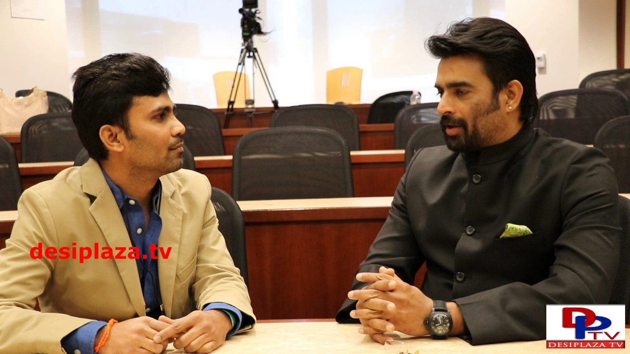 """There is no actor like him in the world"" - Madhavan exclusive Interview to DesiplazaTV 