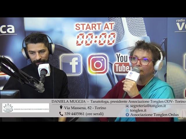 L'intervista di Daniela Muggia ai microfoni di Live Social Radio