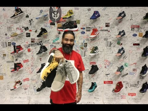 BEST SNEAKER STORE IN THE WORLD!!!. URBAN NECESSITIES