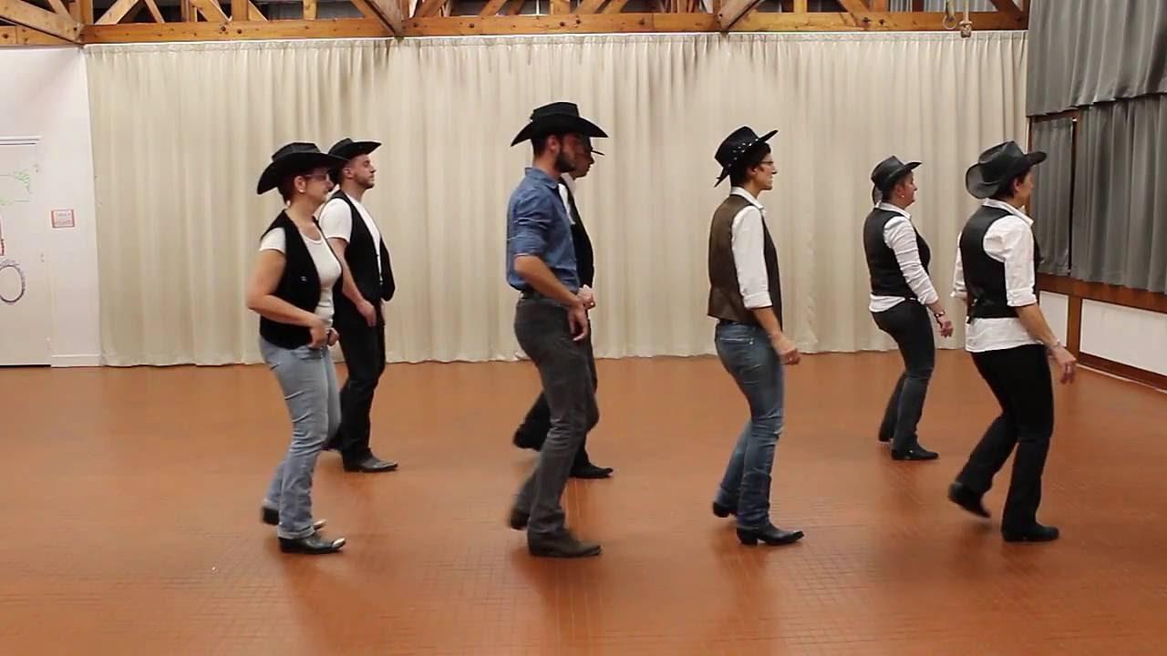 Let's dance; Line dancing in Amerika, doen! Reisblog