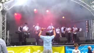 Battered Soul live at Broadfest 12th July 2014