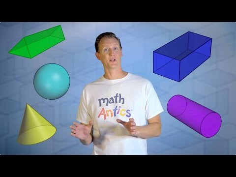Math Antics - Volume