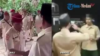 Video Prabowo SIAP PRESIDEN Diparodikan Banyak Netizen