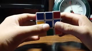 Как собрать кубик Рубика 3х3(1 часть - первый слой).(Вот решил заснять обучалку по сборке кубика Рубика(первую часть). Ждите продолжения))) Смотреть в 720p HD или..., 2014-09-25T17:04:14.000Z)