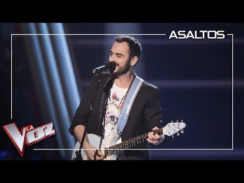 Rosco Canta 'Crazy Little Thing Called Love' | Asaltos | La Voz Antena 3 2019