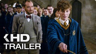 "FANTASTIC BEASTS 2 ""Back To Hogwarts"" Featurette & Trailer (2018)"