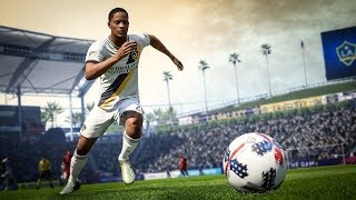 Alex Hunter to Join LA Galaxy in EA SPORTS™ FIFA 18 The Journey
