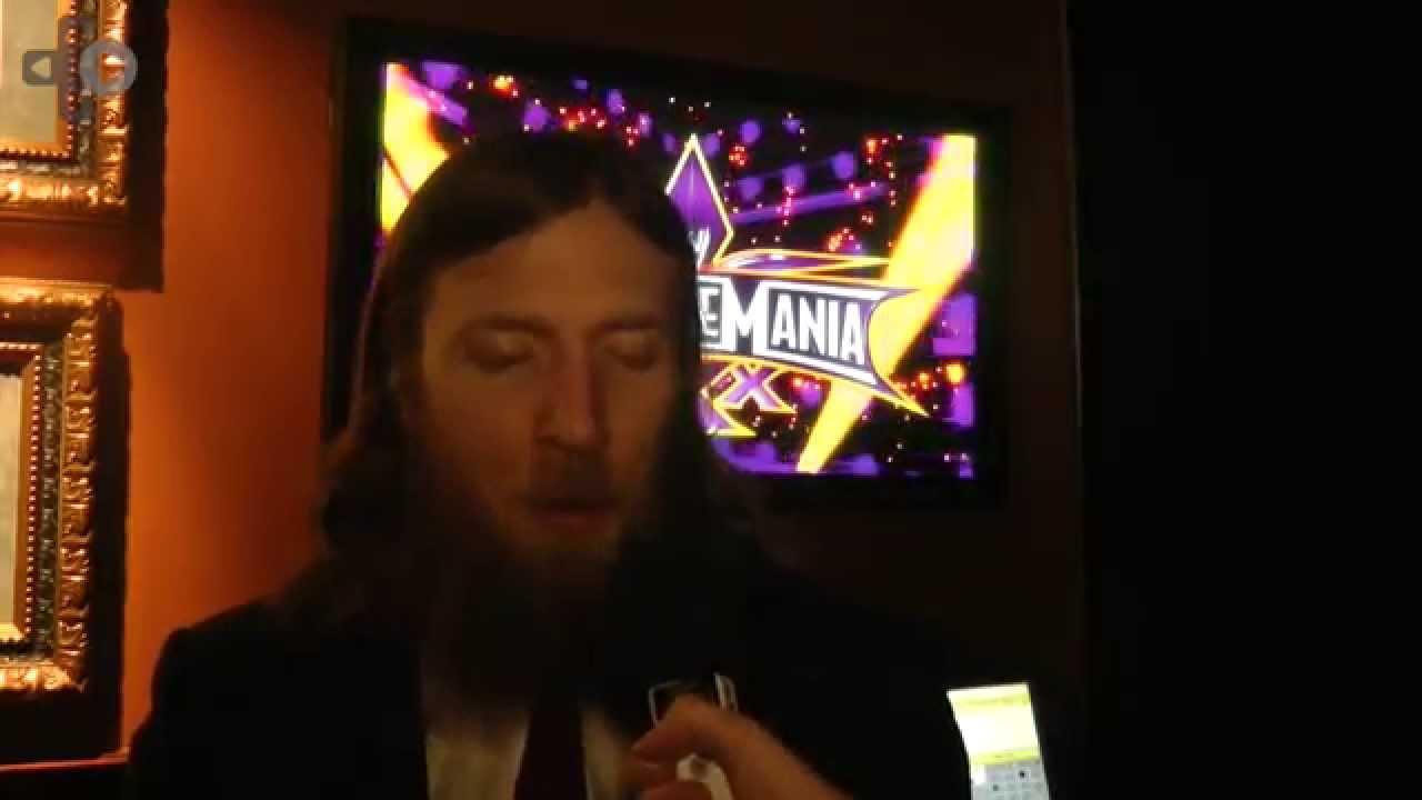 WWE Daniel Bryan Talks WrestleMania 30 - YouTubeDaniel Bryan Wrestlemania 30 Wallpaper