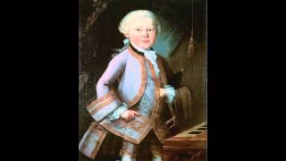 Wolfgang Amadeus Mozart, Symphonie Nr  4 in D dur, KV 19, Presto