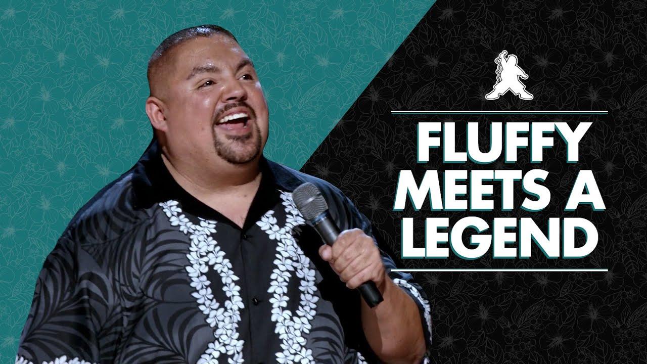 Fluffy Meets a Legend | Gabriel Iglesias